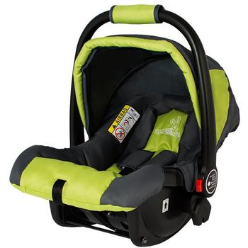DHS Baby Cosulet auto First Travel grupa 0-13 kg verde