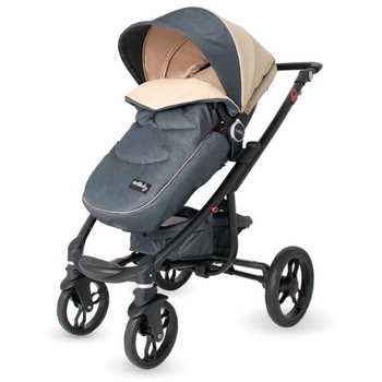 DHS Baby Carucior modular 2 in 1 Arrow bej