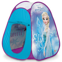 Cort de joaca Frozen pop-up