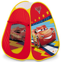 Cort de joaca Cars 3 pop-up