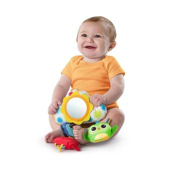 Bright Starts Jucarie mini-carusel Cloud Carrier Pals