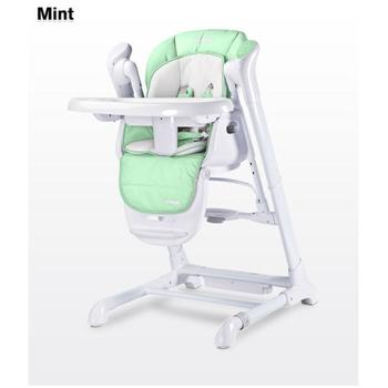 Caretero Leagan si scaun de masa 2in1 INDIGO Mint