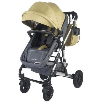 Carucior transformabil 2 in 1 Coccolle Giada Verde