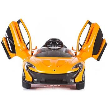 Chipolino Masinuta electrica McLaren P1 orange