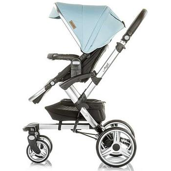 Chipolino Carucior Angel 3 in 1 blue mist