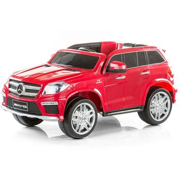 Chipolino Masinuta electrica SUV Mercedes Benz GL63 AMG red