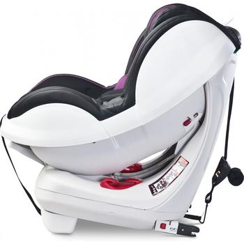 Scaun auto Caretero DEFENDER+ ISOFIX 0-18 Kg Purple