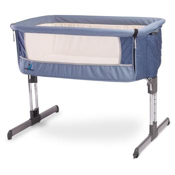 Patut co-sleeping Caretero SLEEP2GETHER Navy