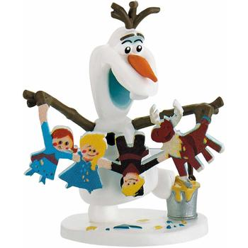 Bullyland Olaf Gingerbread - Olafs Frozen Adventure