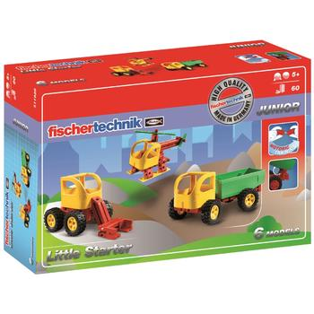 Set constructie JUNIOR Little Starter 6 modele