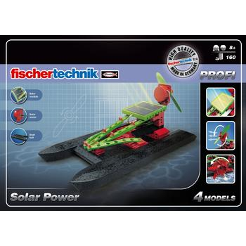 Set constructie PROFI Solar Power - 4 modele