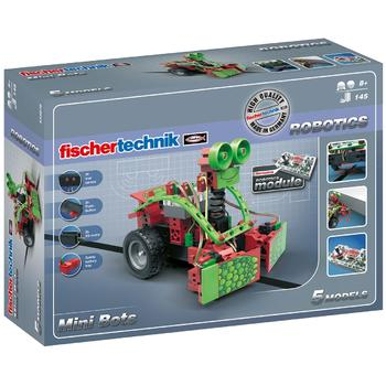 Set constructie ROBOTICS Mini Bots
