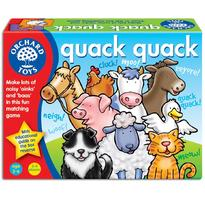 Orchard Toys Joc educativ Mac mac QUACK QUACK