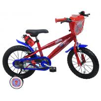 BICICLETA DENVER SPIDERMAN 14''