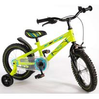 E&L Cycles Bicicleta Blade Electric Green 14""