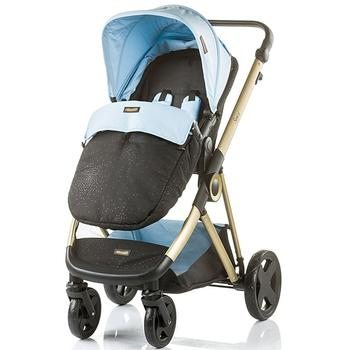Chipolino Carucior Sensi 2 in 1 blue mist