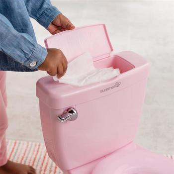 Summer Infant Olita cu sunete My size Potty - Pink