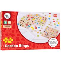 Bigjigs Joc educativ - Bingo in gradina
