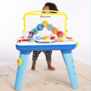 Bright Starts Masuta de activitati Curiosity Table