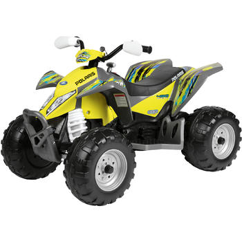 Peg Perego ATV Polaris Outlaw Citrus