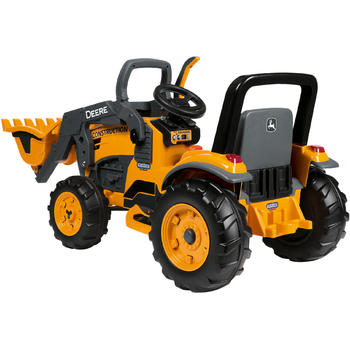 Peg Perego Excavator Deere Construction Loader