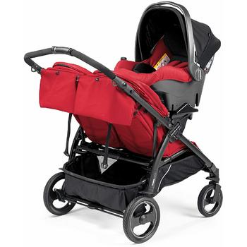 Peg Perego Adaptor Book for Two, 1 buc