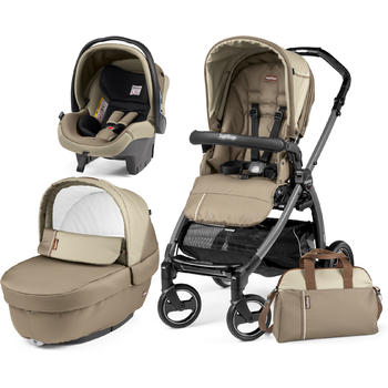Peg Perego Carucior 3 in 1 Book Plus S Black Class