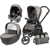 Peg Perego Carucior 3 in 1 Book Scout Matt Black Class