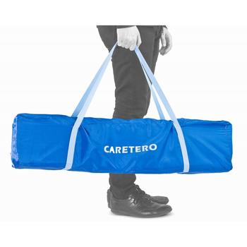 Caretero Traveler 100 x 100 cm Blue