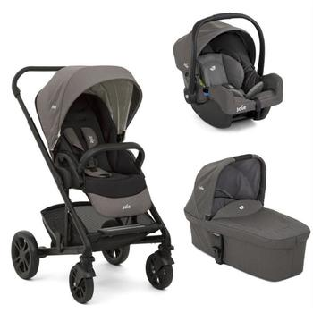 Joie Carucior multifunctional 3 in 1 Chrome Foggy Gray
