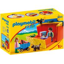 Playmobil 1.2.3 Magazin