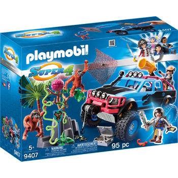 Playmobil Alex si Rock Brock