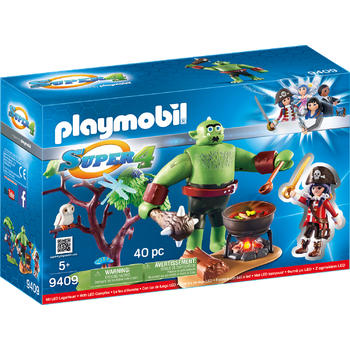Playmobil Ruby si Trol