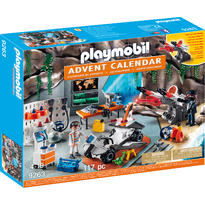 Playmobil Calendar Craciun - Agent secret