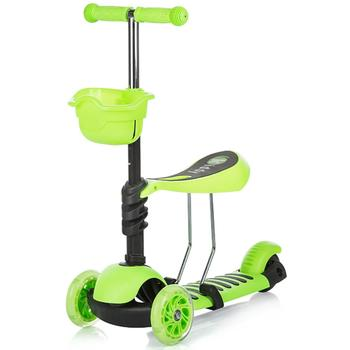 Chipolino Trotineta Kiddy green