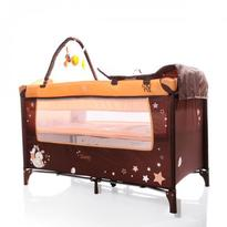 Moni Patut Pliant Bebe Sleepy New Orange
