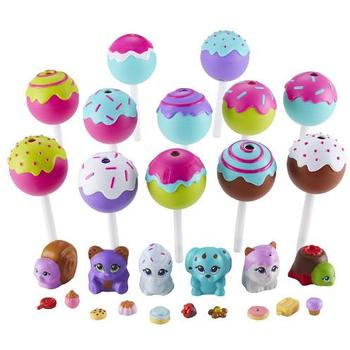 Cake Pop Cuties Figurina Moale in Acadea Cake Pop