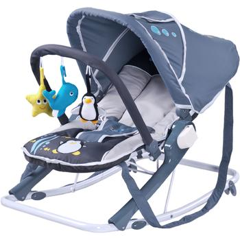 Caretero Bouncer Aqua Grey