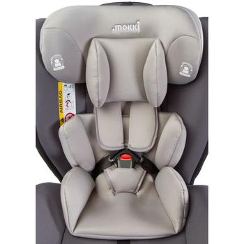 Caretero Scaun auto Mokki Rear-facing 360 Isofix 0-36 Kg Navy