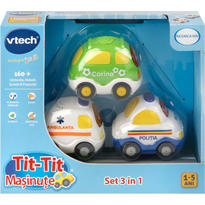 VTech Tit Tit Set masini 3 in 1_model 2