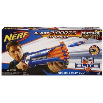 Hasbro Nerf N-Strike Elite Rough Cut 2x4