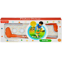 Fisher-Price Primul meu set de golf