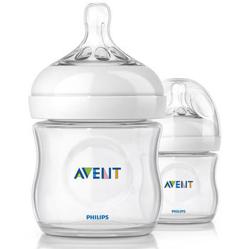 Philips Avent Set biberon nou-nascut Natural