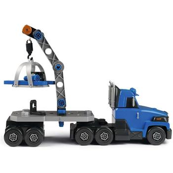 Smoby Camion Bob Constructorul Two Tons cu sunete si lumini