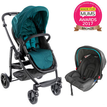 Graco Carucior Evo II TS Harbour Blue