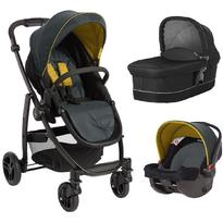 Graco Carucior Evo II 3 in 1 Gray Yellow