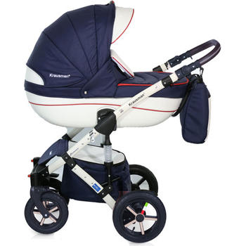 Krausman Carucior 3 in 1 Poema Navy