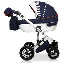 Krausman Carucior 3 in 1 Jools Eclipse Navy
