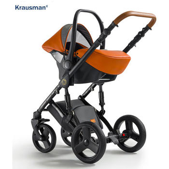 Krausman Carucior 3 in 1 Nexxo Orange