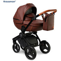 Krausman Carucior 3 in 1 Topaz Lux Brown